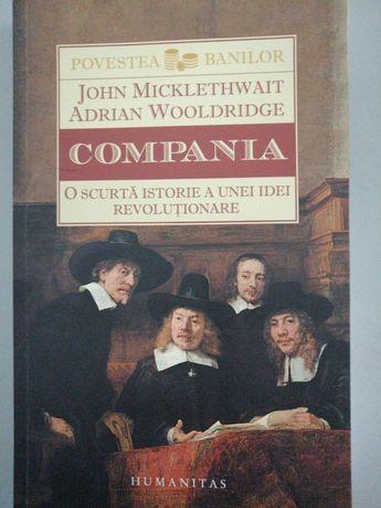 Compania - J. Micklethwait A. WOOLBRIDGE