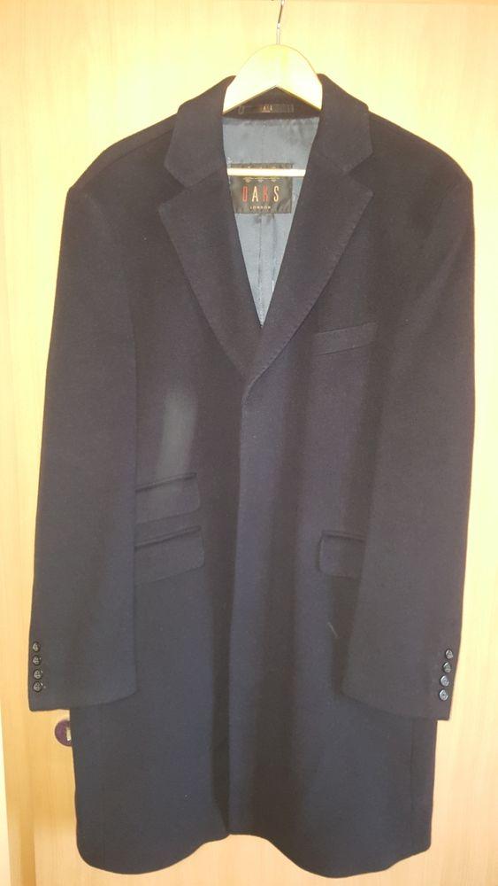 Palton lana casmir barbati, marimea 54 Buciumeni - imagine 1
