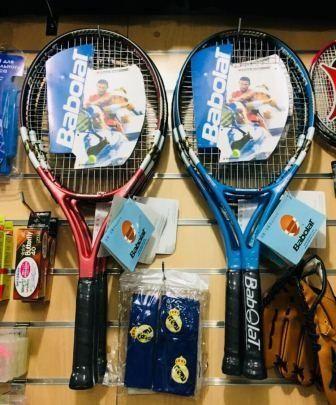 ракетки для большого тенниса Wilson Babolat НОВЫЙ с сумкой Best Sport