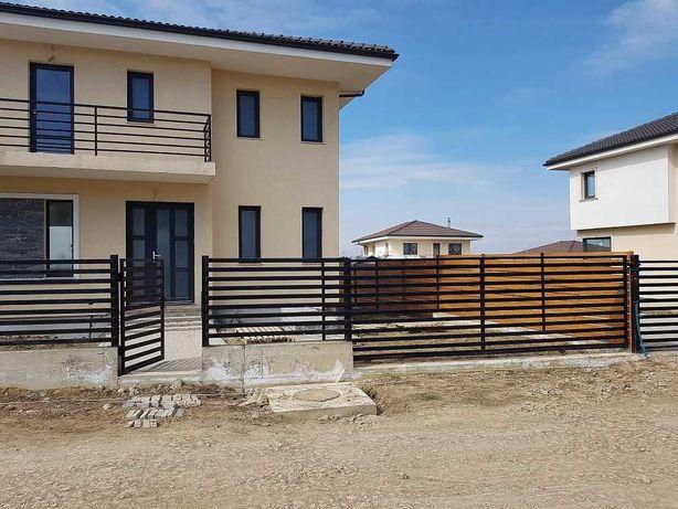 Casa individuala intabulata, P+E, 130 mp utili, teren 410mp