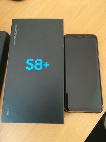Samsung S8 + (plus)