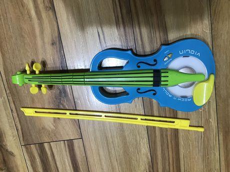 Vioara plastic- 40 cm cu melodii