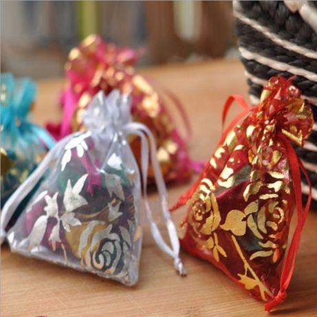 Луксозни подаръчни торбички