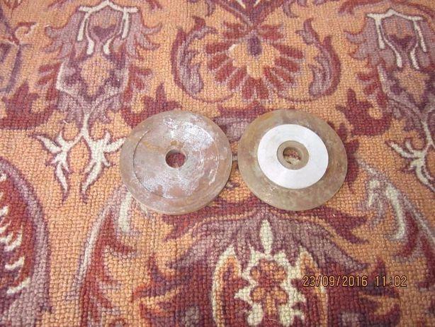 Продам зажим(щечки)для распилочного круга(3шт) всего за 1000тг.