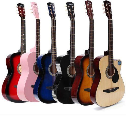 Гитары акустические в продаже.Укулеле. Струны,чехлы,ремни и др
