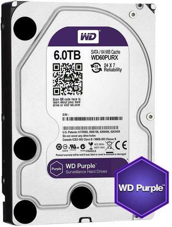 HDD 6Tb WD Purple