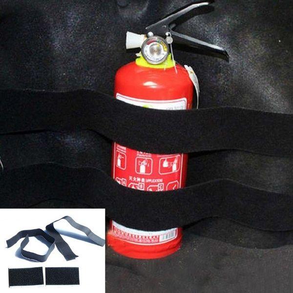 Държач стойка за закрепване на пожарогасител в багажник ,каравана и др гр. Русе - image 1