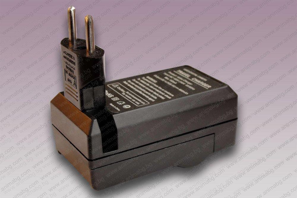 ANIMABG Зарядно за LP-E10 батерии