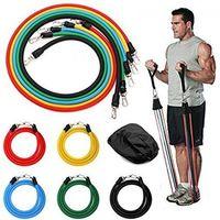 Ластици за тренировка ,НОВИ 5 бр. различни цветове, ластици за тренира