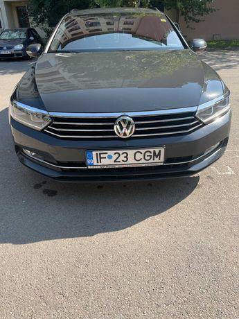 VW Passat B8 2.0 TDI DSG