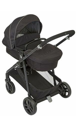 Продам коляску фирмы Graco Transform Slate  Черно-коричневый