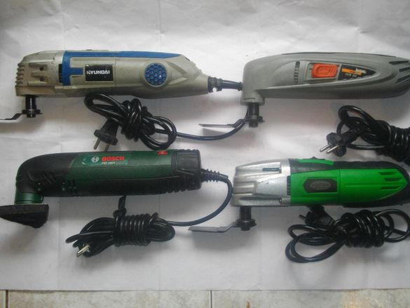Реноватор-до 250Вата-Bosch-Hundai-Meister-Multi-Tool-Мултиинструмент
