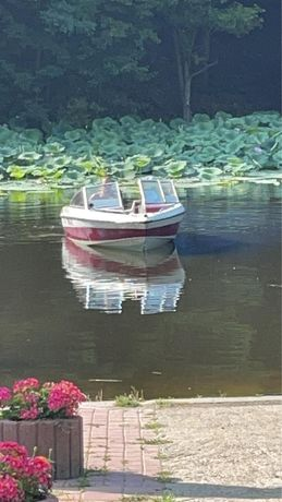 Barca cu motor si peridoc 60 cp