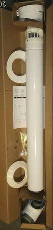 Ariston Kit evacuare/admisie gaze arse/ pentru centrale in condensatie