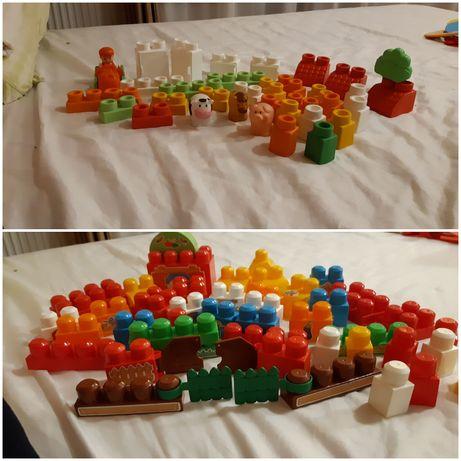 Lego moale si lego piese mari
