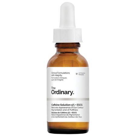 The Ordinary!Caffeine Solution 5% Серум за очи!