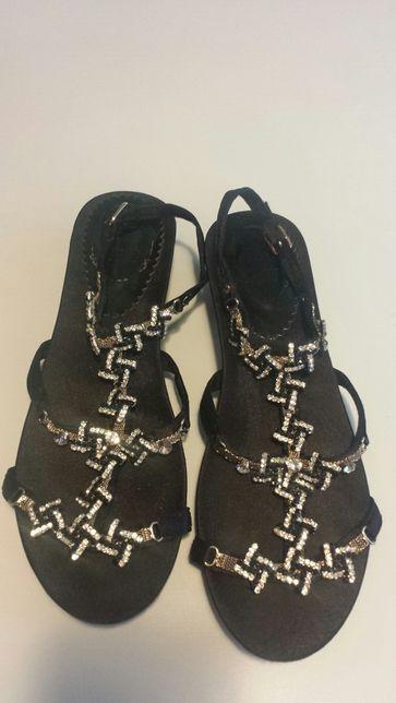 Sandale nr 38 negre