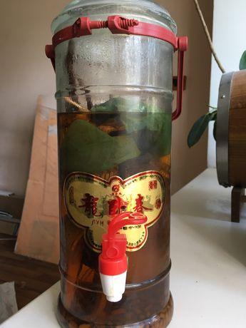 Продам настойки китайские со змеей , черепахой
