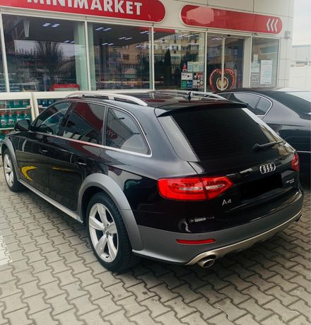 Audi A4 allroaud 3.0diesel 24cp
