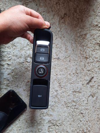Modul Buton frana de mana  bricheta Audi Q3 original