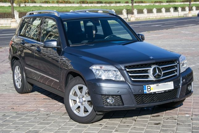 Mercedes GLK200