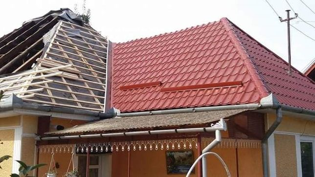 Montaj acoperișuri reparatii mansardă tigla ceramica