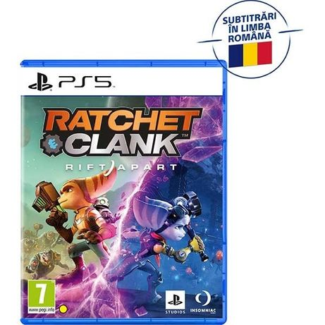 Joc Ps5 Ratchet & Clank: Rift Apart