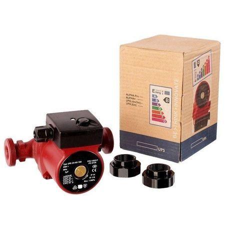 Pompa de Recirculare Apa pentru Centrala Termica, 25/60 180, Garantie