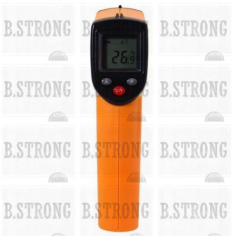 Promotie Aparat masura temperatura la distanta Industrial interval -50