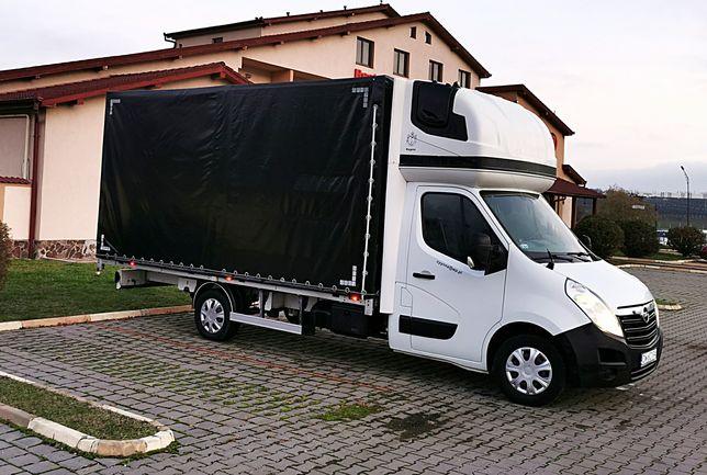 * MOVANO 5M 2016 RENAULT MASTER PRELATA Iveco daily Mercedes Sprinter