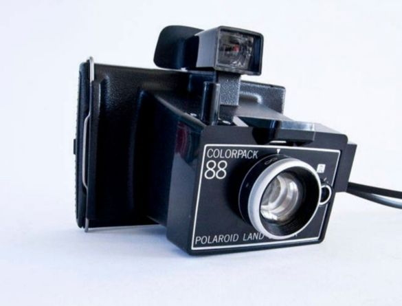Стар фотоапарат POLAROID Land Camera Colorpack 88 от 1970г