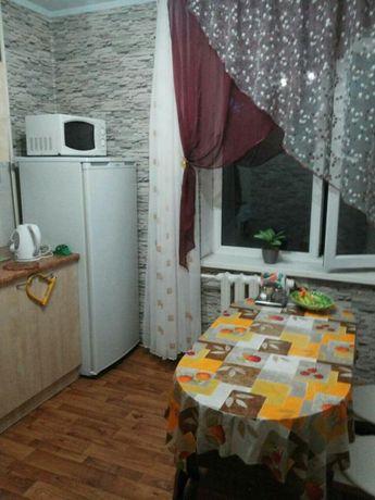 Однакомнатная квартира по часам, по суточно, на ночь. Евразия