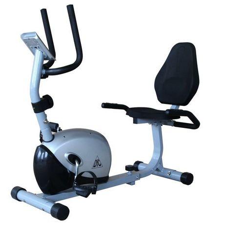 Велотренажер DFCB3.2R горизонтальный подходит для пожилых людей