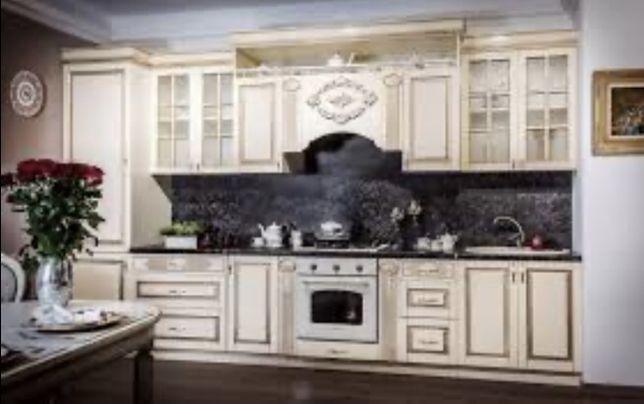 Мебель Для Кухни 89950 о₸  Кухонный Гарнитур На Заказ Шкаф Прихожие