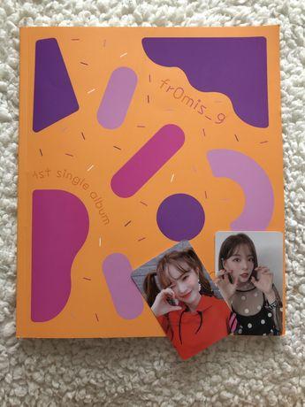 Album FUN! by Fromis_9 (KPOP)