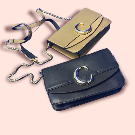 Женская сумка клатч Chloe