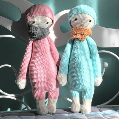 Большие Куклы ручной работы