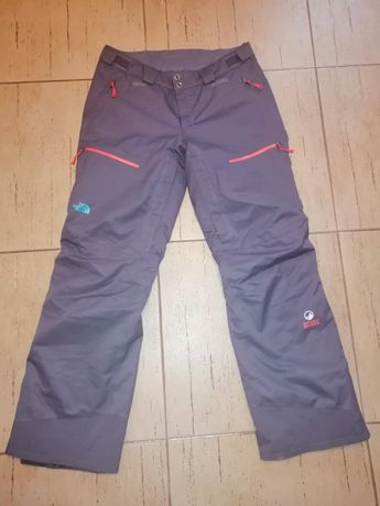 The north face steep series woman pants size L RECCO GORE-TEX