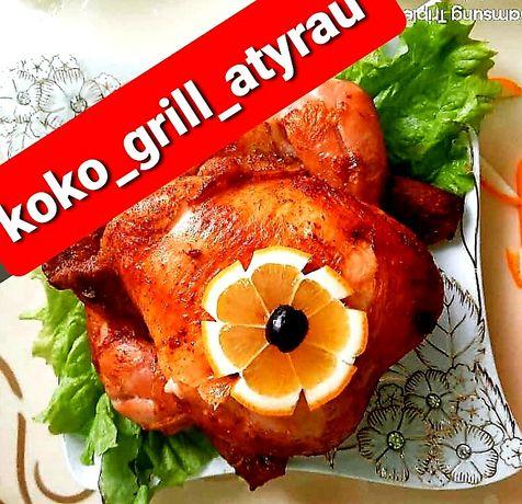 Мега Сочная Вкусная Курица Гриль Халал,Чикен!