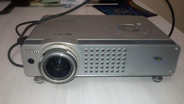 Обменяю видеопроектор на телевизор