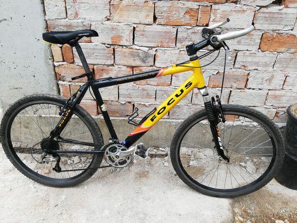 Алуминиев велосипед FOKUS