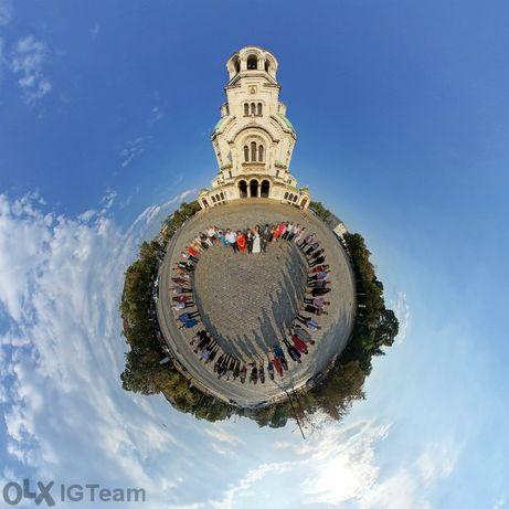 Виртуални разходки и панорамни снимки