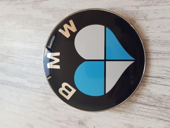 """BMW Емблема"""" LOVE"""""""
