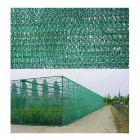 Засенчваща / оградна мрежа. - 85% - височина 1.50м./ дължина 100 м.