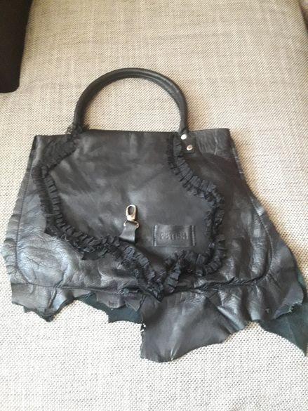 "Чанта  естествена кожа ""Fetish"""
