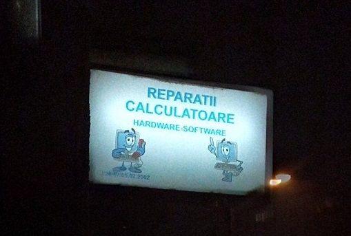 Reparatii Calculatoare si Laptop