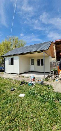 Executăm containere stil casa de locuit învelite cu Panouri termoizola