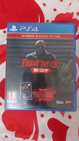 vand joc Friday The 13th Ultimate Slasher Edition PS4!