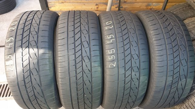 255 45 20 / 255/45R20 set 4 buc Goodyear