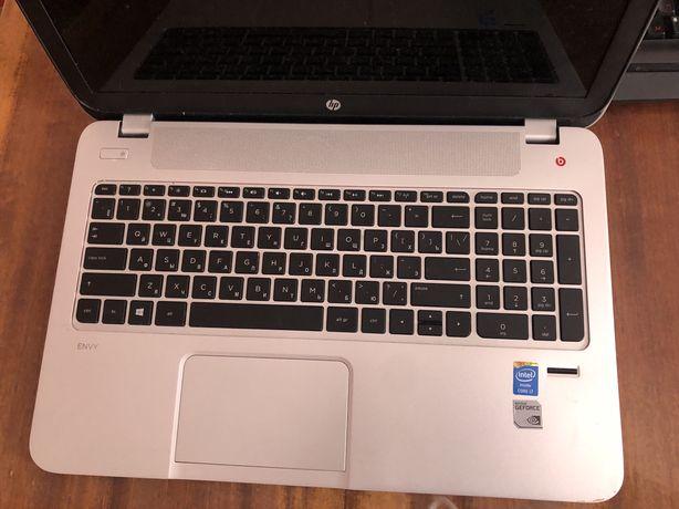 HP ENVY i7 8gb ram 1000hdd 2gb GeForce